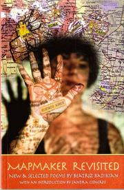 Cover of: Mapmaker Revisited | Beatriz Badikian