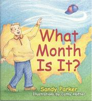 Cover of: What Month Is It? by Hofher Cathy