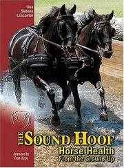 Cover of: The Sound Hoof by Lisa Simons Lancaster