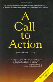 Cover of: A Call to Action | Geoffrey E. Moore