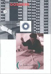 Cover of: Lore Lindenfeld: A Life in Textiles 1945-1997 | Sigrid Wortmann Weltge