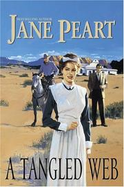 Cover of: A tangled web by Jane Peart