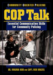 Cover of: COP Talk | Capt. Rick Braziel