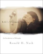 Cover of: Life's Ultimate Questions | Ronald H. Nash