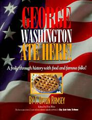 Cover of: George Washington Atc Here | Upton T. Ramsey