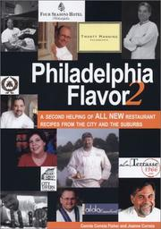 Cover of: Philadelphia Flavor 2 by Connie Correia Fisher