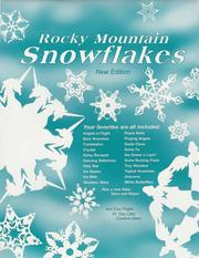 Cover of: Rocky Mountain Snowflakes | Debra Bangert Bonzek