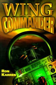 Cover of: Wing Commander by Ron Karren