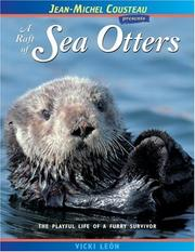 Cover of: A Raft of Sea Otters | Vicki Leon