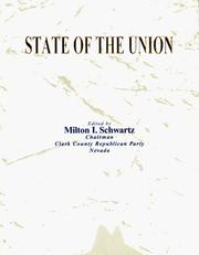 Cover of: State of the Union by Edward J. Young