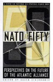 Cover of: NATO at FIFTY | Ted Galen Carpenter