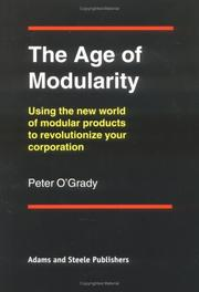 Cover of: The Age of Modularity | Peter Ogrady