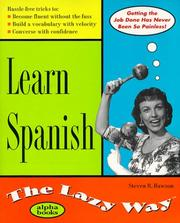 Cover of: Learn Spanish | Steven R. Hawson