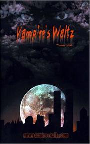 Cover of: Vampire's Waltz | Thomas Staab