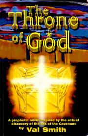 Cover of: The Throne of God by Val Smith