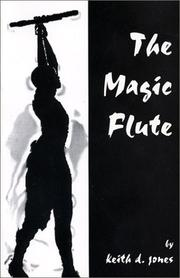 Cover of: The Magic Flute | Keith D. Jones