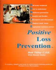 Cover of: Positive Loss Prevention by Bob Tilley