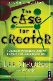 Cover of: The Case for a Creator - Student Edition by Lee Strobel