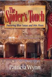 Cover of: The spider's touch by Patricia Wynn