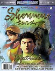 Cover of: Versus Books Official Shenmue Perfect Guide by Casey Loe