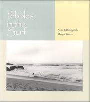 Cover of: Pebbles in the surf | Matyas Tamas