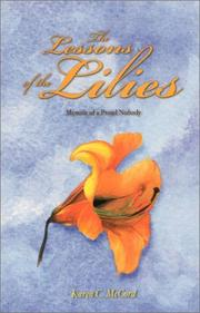 Cover of: The Lessons of the Lilies | Karen C. McCord