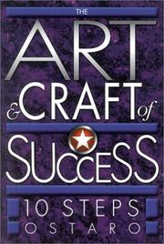 Cover of: The art and craft of success by Ostaro.