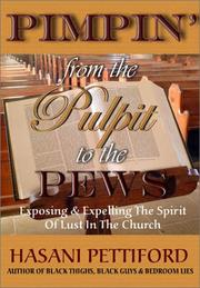 Cover of: Pimpin' from the Pulpit to the Pews | Hasani Pettiford