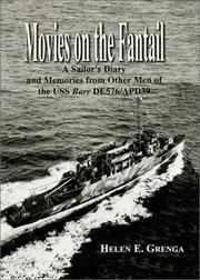 Cover of: Movies on the fantail | James B. Grenga