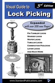 Cover of: Visual Guide to Lock Picking | Mark McCloud; Gonzalez de Santos