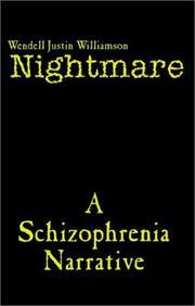 Cover of: Nightmare by Wendell Williamson