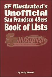 Cover of: Unofficial San Francisco 49ers Book of Lists by Craig Massei