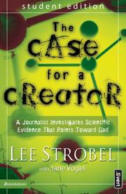 Cover of: Case for a CreatorStudent Edition 6 Pak, The | Lee Strobel