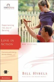 Cover of: Love in Action by Bill Hybels