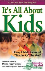 Cover of: It's All About Kids | Debbie Happy Cohen
