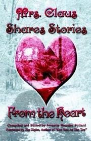 Cover of: Mrs. Claus Shares Stories from the Heart | Jeanetta Bearden Pollard