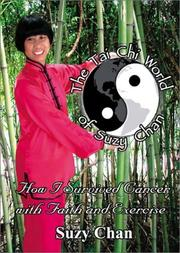 Cover of: The Tai Chi World of Suzy Chan | Suzy Chan