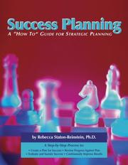 Cover of: Success Planning | Rebecca Staton-Reinstein