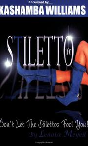 Cover of: Stiletto 101 | Lenaise Meyeil