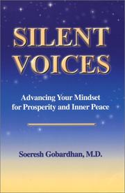 Cover of: Silent Voices | Soeresh Gobardhan