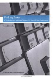 Cover of: Working Easier by Debra H. Snider