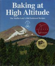 Cover of: Baking at High Altitude | Randi L. Levin