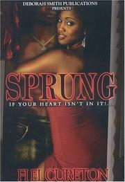 Cover of: Sprung | Fi Cureton