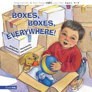 Cover of: Boxes, Boxes Everywhere by Crystal Bowman