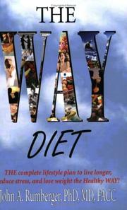 Cover of: The Way Diet | John Rumberger