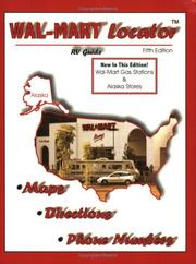 Cover of: WAL-MART Locator by Bob & Jan Wiley