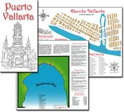 Cover of: Puerto Vallarta Map | Jerry Norberg