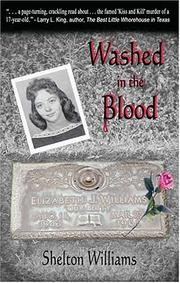 Cover of: Washed in the Blood | Shelton Williams