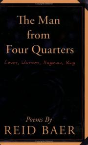 Cover of: The Man from Four Quarters | Reid Baer