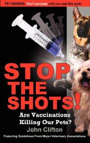 Cover of: Stop the Shots! by John Clifton